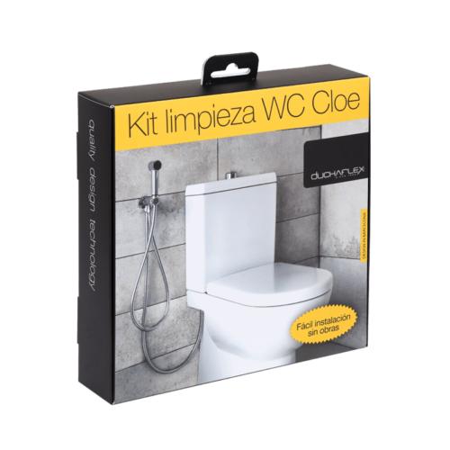 Kit limpieza wc Cloe caja