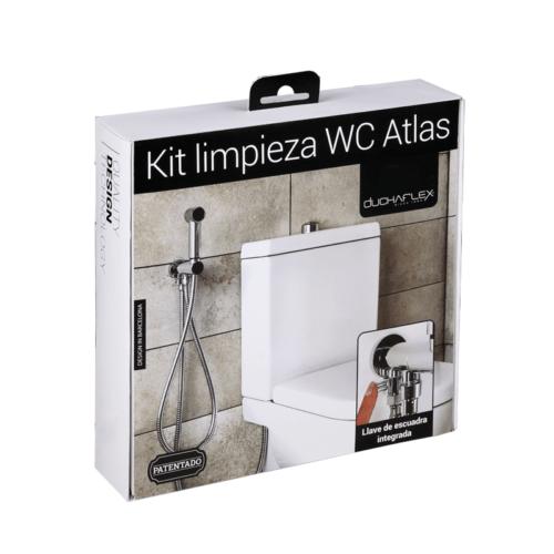 Kit limpieza WC Atlas caja