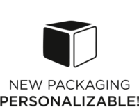 packaging personalizable